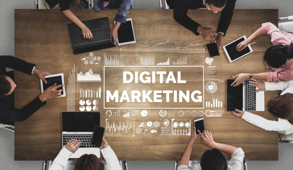 How Digital Marketing can Ease your Pain?