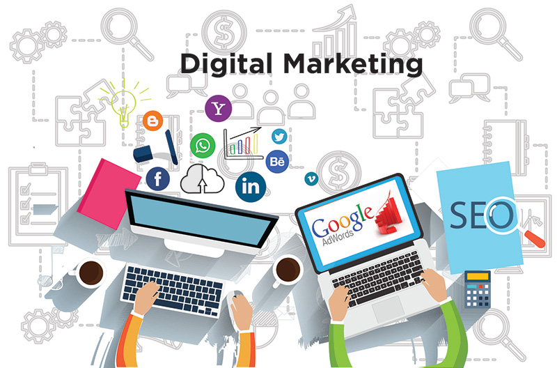 Saifi Business Group (SBG) :- Digital Marketing Company and it's Services